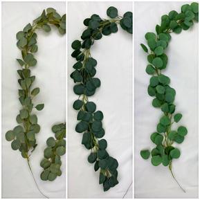 Dollar Leaf Eucalyptus Garland