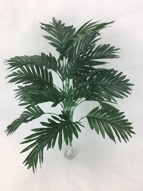 Artificial Palm Bush/18 leaves 50 cm(W) 60 cm(L)