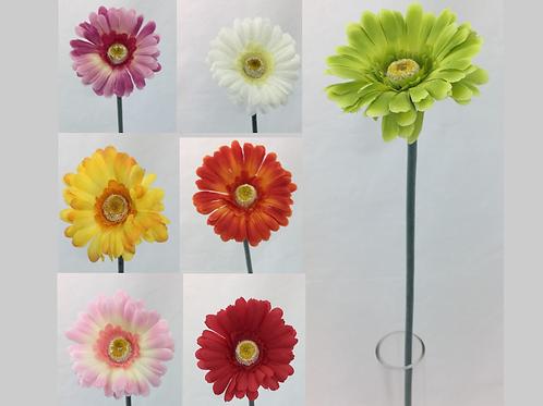 58 cm Single Gerbera Flower Stem