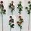Thumbnail: 73 cm Artificial Allium Flower Stem