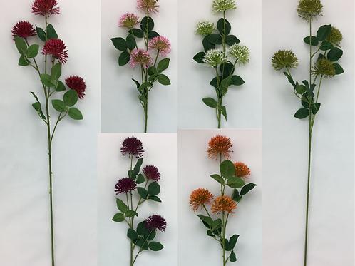 73 cm Artificial Allium Flower Stem