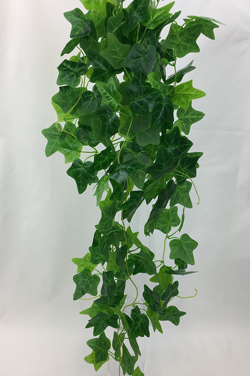 Artificial Greenery Ivy Hanging Bush 100 cm long/5 stems