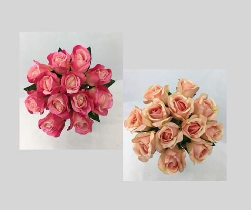 Long Stem Roses Pre-made Bouquet