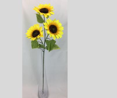 Sun Flower Stem 93 cm H