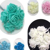 Foam Mini Rose
