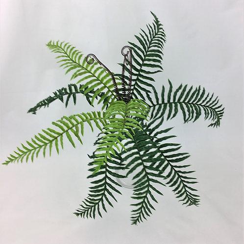Artificial Greenery Boston Fern