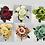 Thumbnail: Artificial Flower Dusty Rose Bunch/6