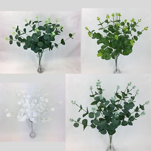 Eucalyptus Bush/16 stems per bunch/48 cm(L)
