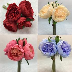 Pre-made Peony Bouquet