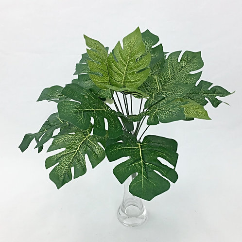 Artificial Green Leaves Mini Plant