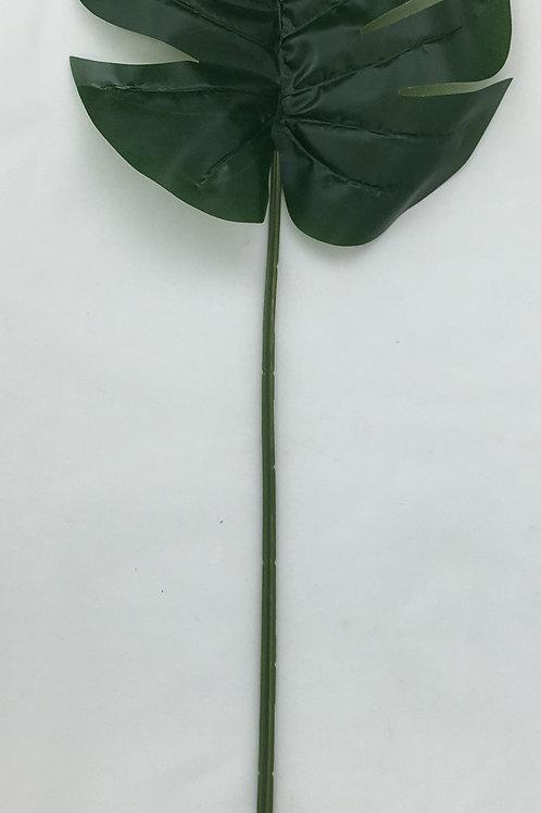 75 cm Artificial Split Philo/Monstera Leaf