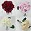Thumbnail: Artificial Flower Rose X 6