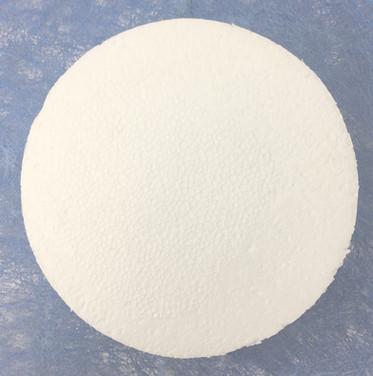Polystyrene Round Foam