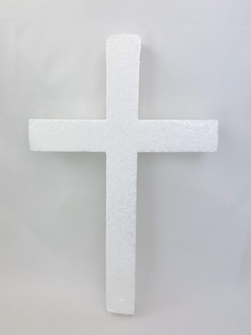 Polystyrene Cross