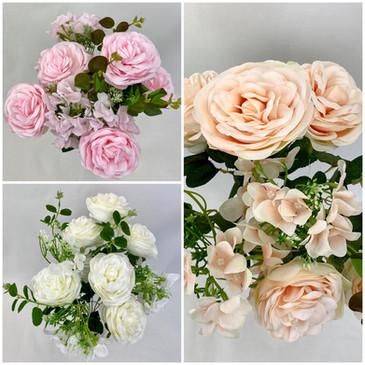 Rose & Hydrangea Bunch