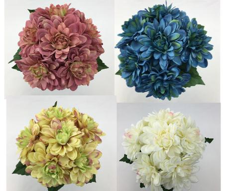 Dahlia Flowers Pre-made Bouquet