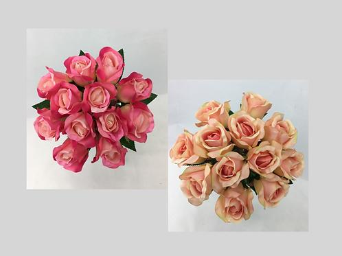 Long Stem Roses Pre-made Bouquet.