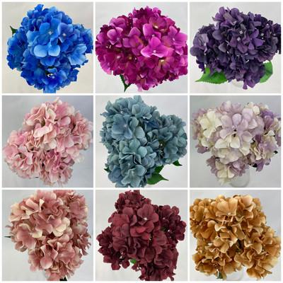 Hydrangea Flowers Bunch
