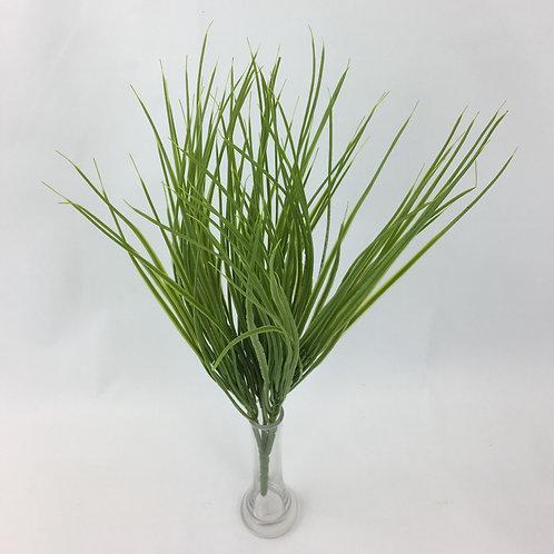 48 cm Artificial Green Grass Bunch