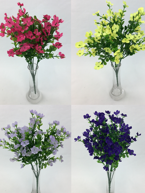 Small Flower Fillers Bush