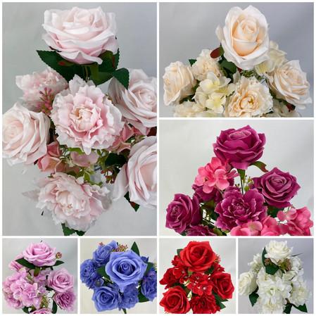 Mixed Rose Bunch