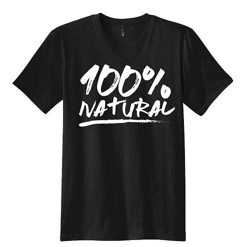 100% NATURAL Tee