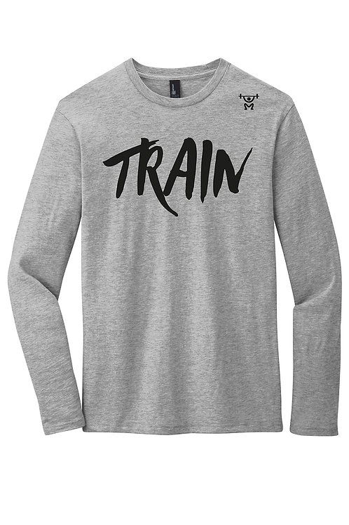 TRAIN Stretch Long Sleeve Tee