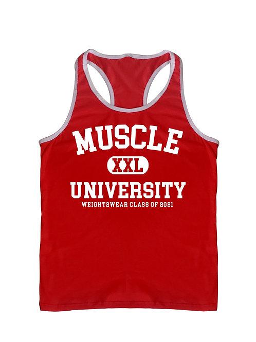 MUSCLE UNIVERSITY Stringer