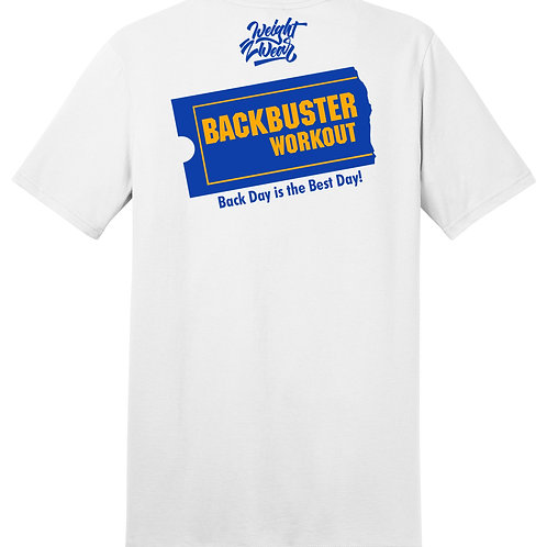 BACKBUSTER Stretch Tee