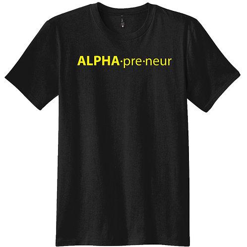 ALPHA•PRENEUR