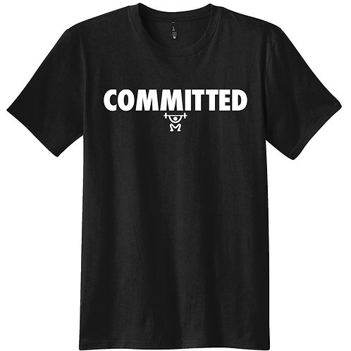 COMMITTED Stretch Tee