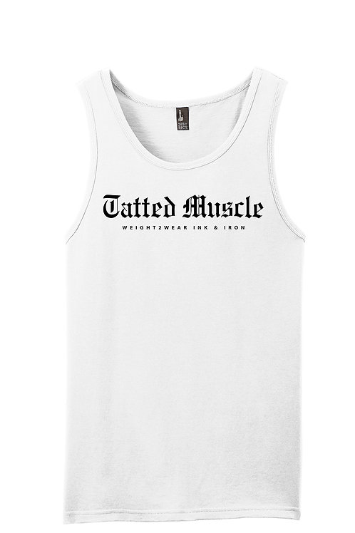 TATTED MUSCLE Tank Top