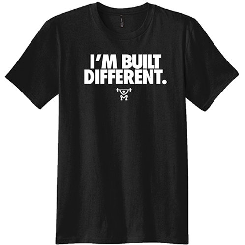 I'M BUILT DIFFERENT Tee