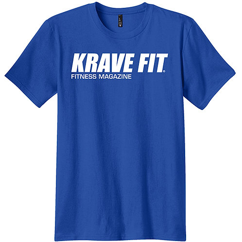 KRAVE FIT Soft Tee