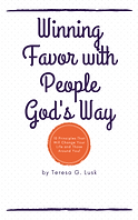 Winning Favor with PeopleGod's Way_Cover