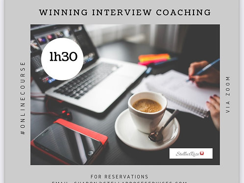 Winning Interview Preparation