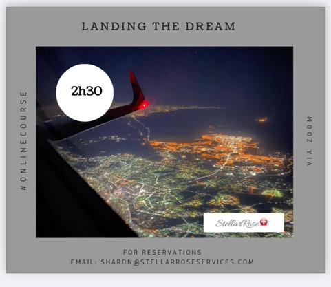 Landing The Dream