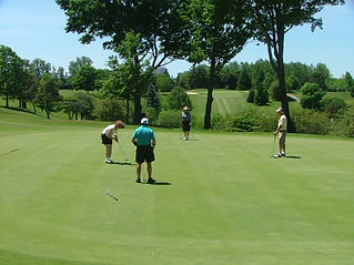 Private Golf Club, Robbie Robsinson, Golf in Brampton