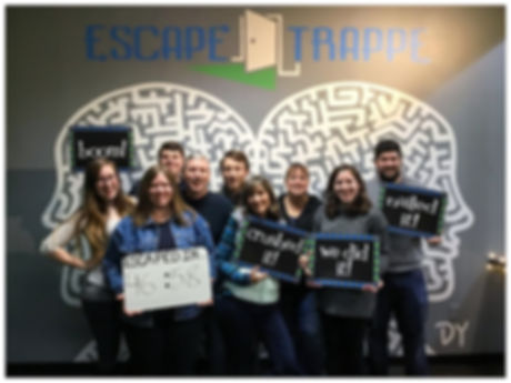 Escape Trappe Family Fun