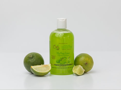 My Key Lime Organic Clarifying Shampoo