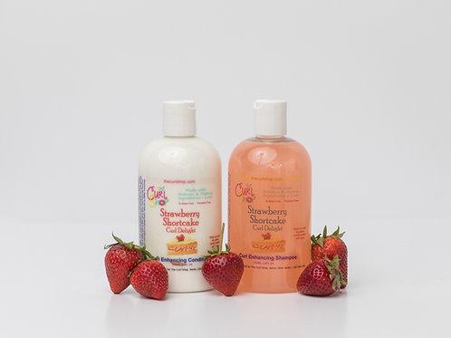 Strawberry Shortcake Curl Delight Duo