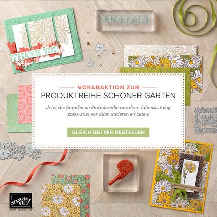Produktreihe Schöner Garten