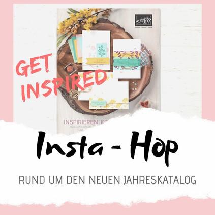 Blog - HOP zum Katalogstart