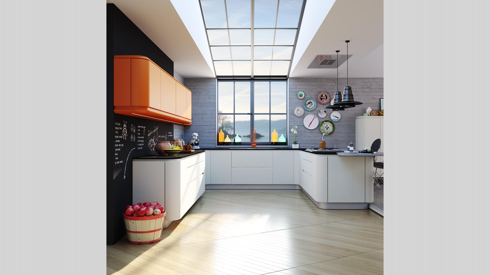 Eczacıbaşı Intema / 3D Set Design + Photorealistic Visualisation