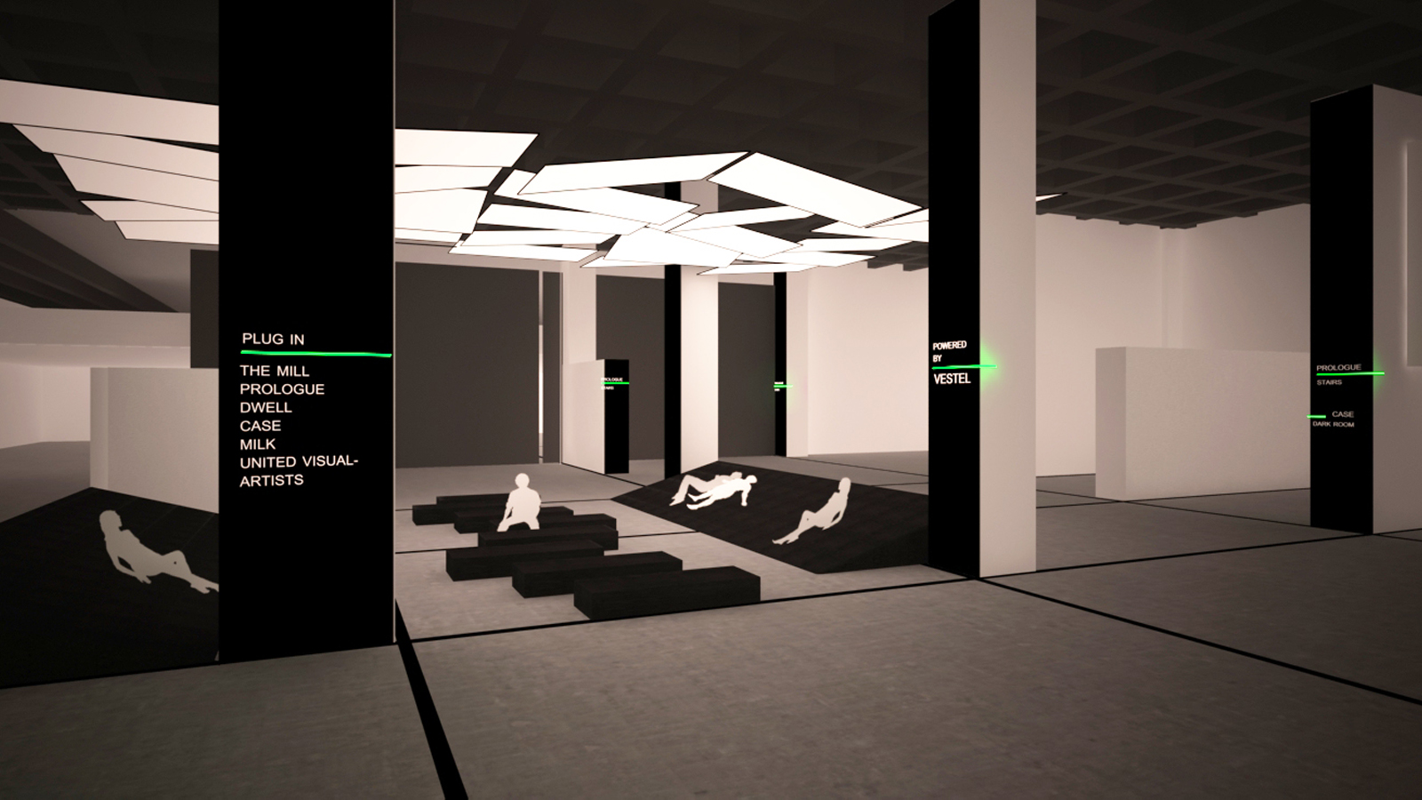 Contemporary Istanbul Fair Design Concept PLUG-IN Zone