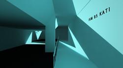 Contemporary Istanbul Fair Design Concept / Hallway