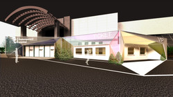 Contemporary Istanbul Fair Design Concept / Main Entrance Counters