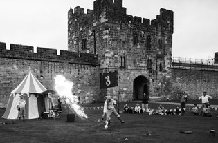 Jesters at Alnwick Castle: 2 of 2