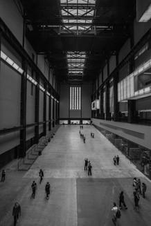The Tate Modern: Turbine Hall