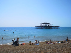 Brighton Rock: 1 of 4